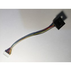 Câble RJ45 exterieur BLEU